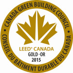 Leed r gold 2015 for Advantages of leed certification