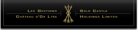 Gold Castle logo